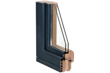 Sistemi legno-alluminio