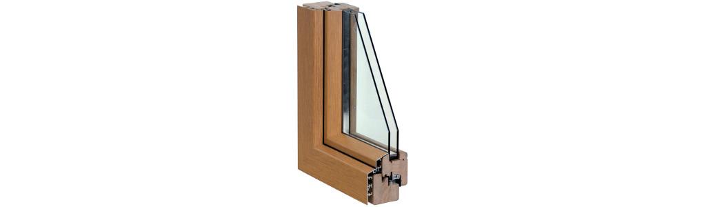Cover sistema per serramenti standard