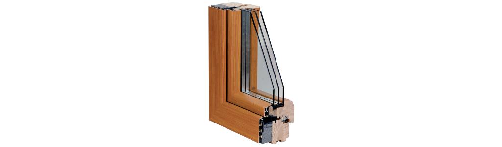 Polar sistemi legno alluminio per serramenti for Uniform sistemi per serramenti